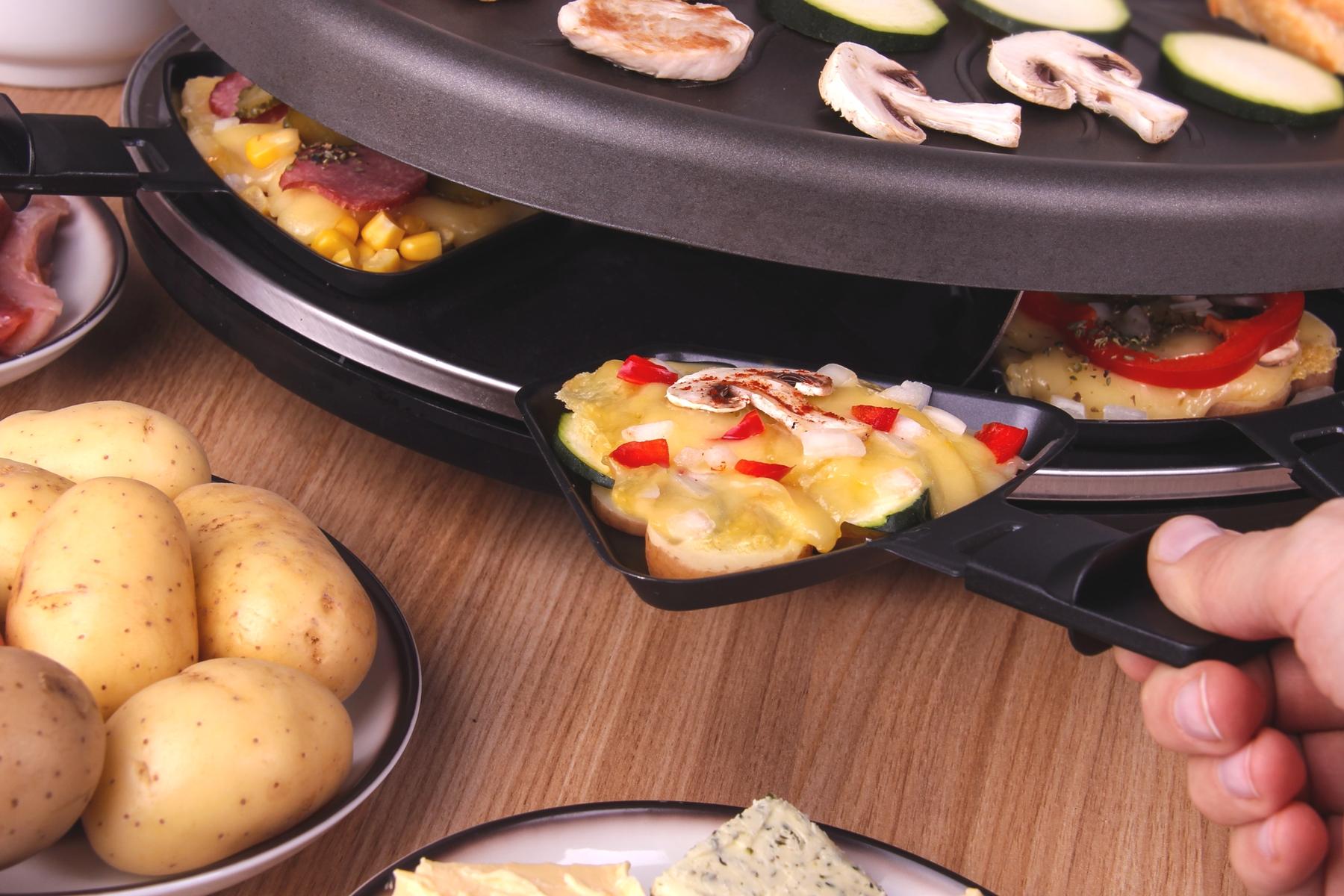 Wmf Elektrogrill Media Markt : Raclette test testsieger 2018 u2013 vergleich & kaufratgeber