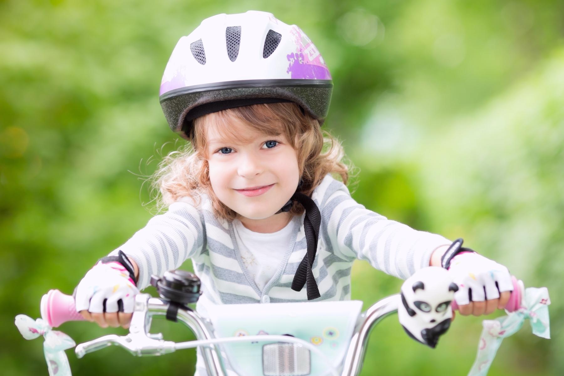 fahrradhelm kind